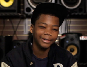 Epic Records' Astro on Continuing Education & Pursuing Acting