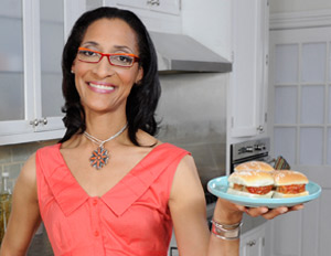 The Chew Cast the chew's carla hall from top chef to the chew