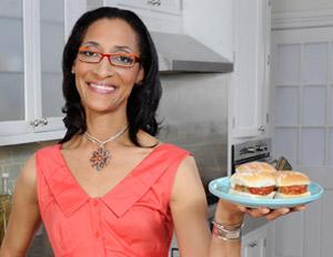 Celebrity Chef Carla Hall Cooks up Success as a Media Maven