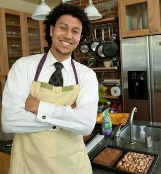 Brownie Points: Entrepreneur Charlie Fyffe of Charlie's Brownies
