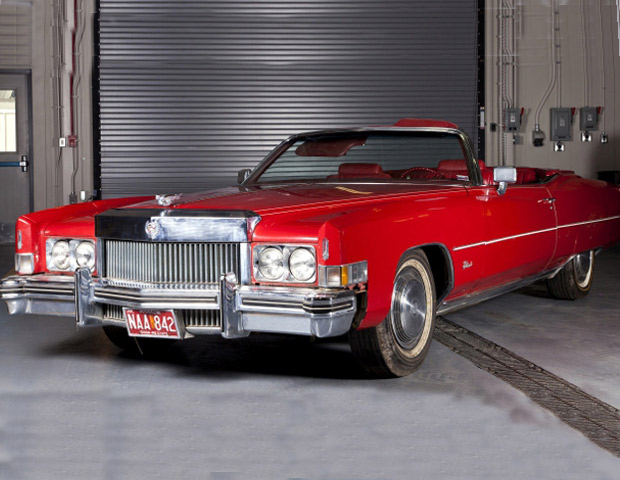 Chuck Berry's Cadillac, c. 1973