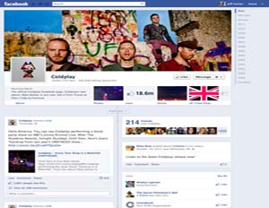 Facebook unveiled a new business page template facebook picks the pocket ads coming to smartphones fbccfo Image collections