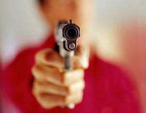 child shooting