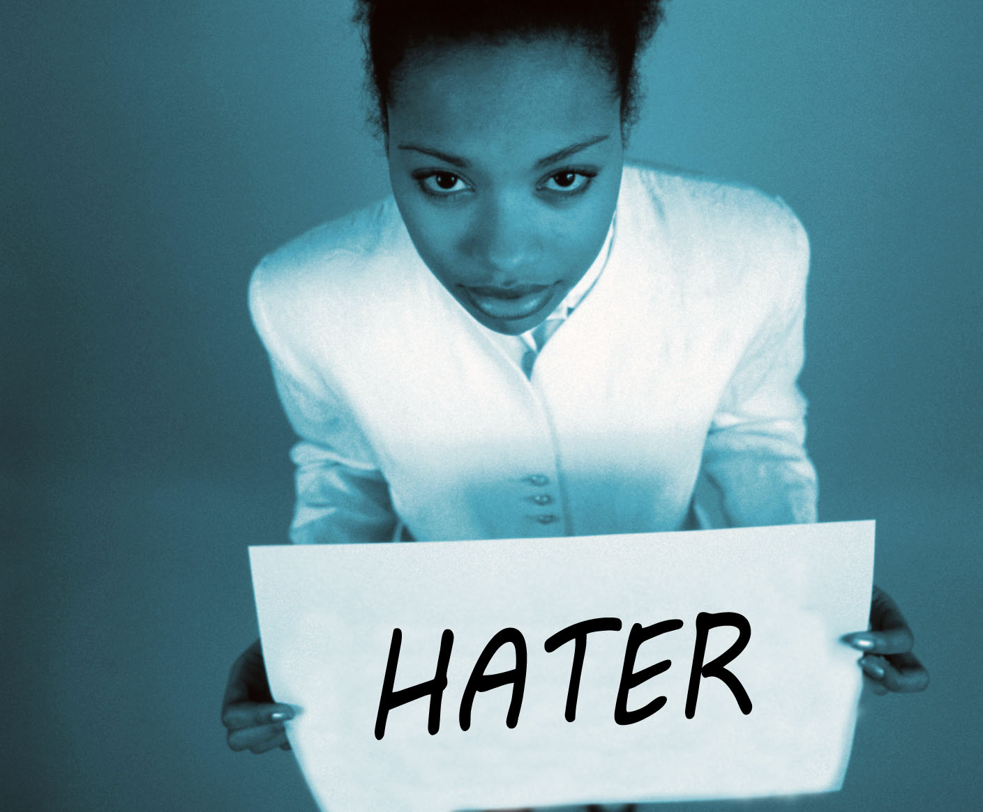 Green-Eyed Diva: 5 Steps to Conquer the Hater in You