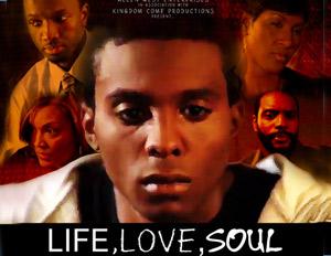 Egypt Sherrod & Terri J. Vaughn Explain 'Life, Love, Soul'