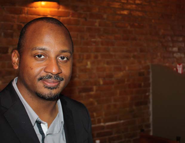 Wayne Sutton, Advisor/Entrepreneur/Tech journalist/ Co-Founder of GoKit and NewMe Accelerator  