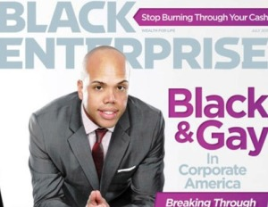 Black Enterprise Wins GLAAD Media Award