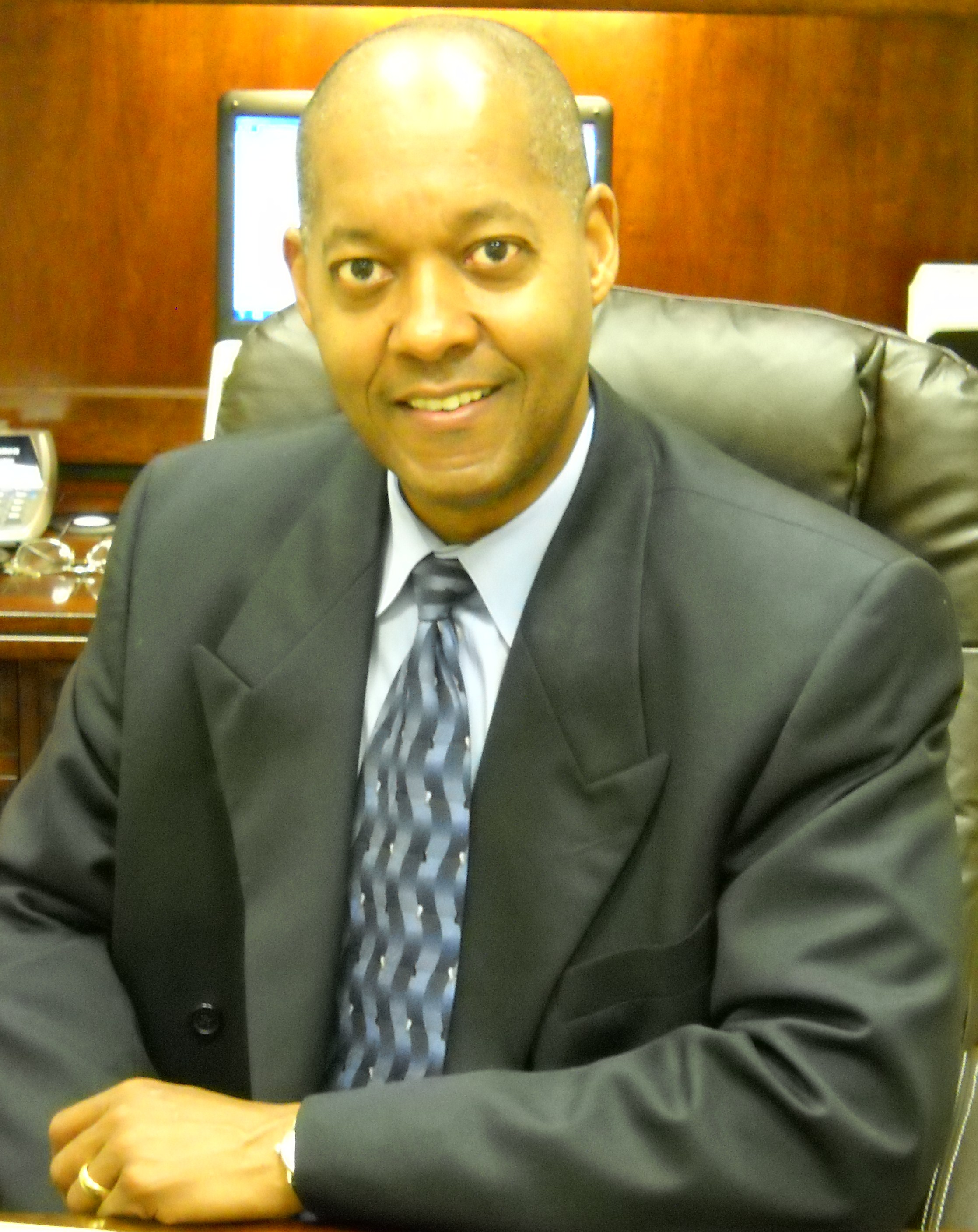 Curtis Wright of Wright Financial Group (Image: Courtesy of Subject)