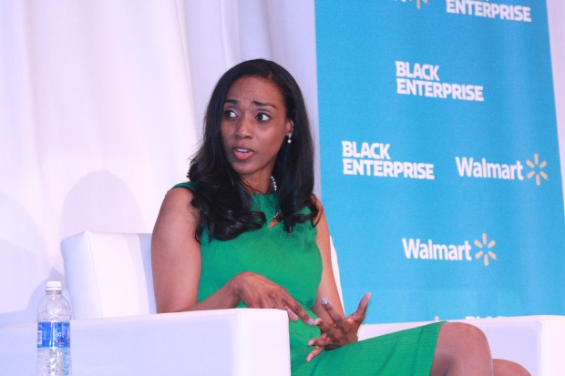 """We had about $350,000 in sales all with private firms and nonprofits. We were barely breaking even,"" says Jessica Johnson, vice president of Bronx-based, Johnson Security Bureau who had to create a growth plan as a part of her participation in Goldman Sachs 10,000 small business program. ""When I did our growth plan it made me look at what was the more profitable business. We started to get away from non-profits and look at sectors where there were higher returns. Having to create a growth plan helped us evaluate what we were doing right and what we weren't doing correctly."""