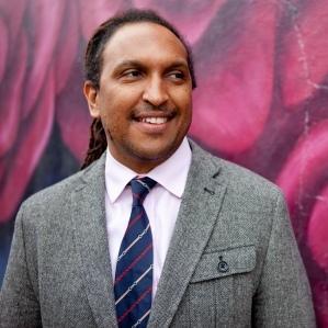 SocialPeople.tv founder and Black Enterprise Small Business University Instructor James Andrews