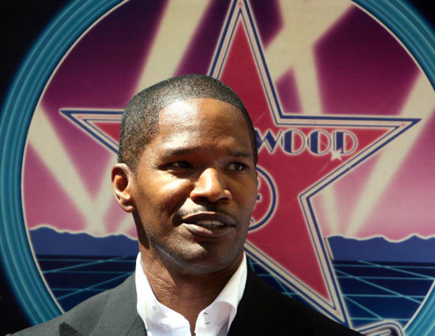 Name: Jamie Foxx