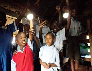 Nokero & ChildFund Partner to Create a Brighter Future for Underprivileged Children
