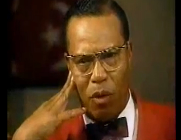 In 1996, Wallace sat down with the Nation of Islam's Minister Louis Farrakhan who discussed his visit to Nigeria. 