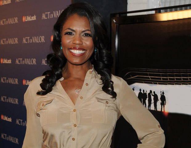 As with Omarosa in Season 1 of The Apprentice, whether or not Trump is winning depends on what you believe is his (and the GOP's) objective. (Image: Getty)