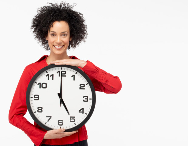 Don't Be on time, Be Early: