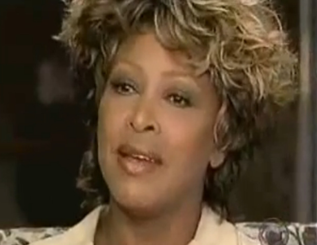"Also in 1996, Rock & Roll icon Tina Turner hosted Wallace for a private concert in her home in France, reflecting for the first time on her transition into European living, a fame that she said ""no one in America"" knows, and the differences in being hot in Europe vs. her American homeland. 