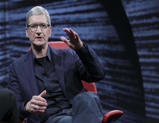 Apple CEO Tim Cook Hints at Potential Relationship with Facebook 