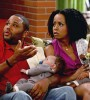 "Anthony Anderson and Tempestt Bledsoe play parents in NBC's new show ""Guys With Kids"" (Image: NBC)"