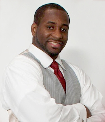 Antoine Moss, Ph.D. (Image: Courtesy of Subject)