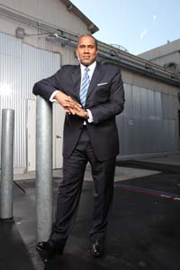 Tavis Smiley (Photo by Lonnie C. Major)