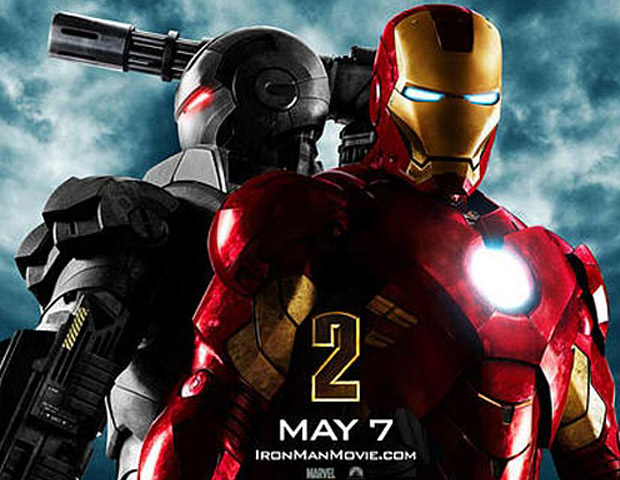 IRON MAN 2 (2010) 
