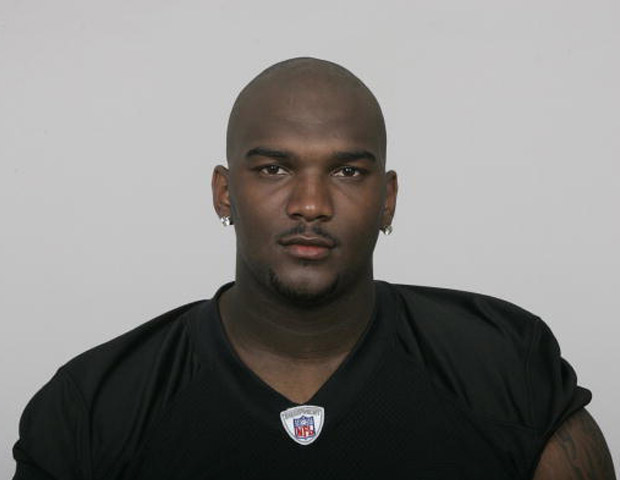 JAMARCUS RUSSELL   Though he's currently inactive, Russell received a large contract with the Oakland Raiders in 2007. Nailing a $61 million contract, with $32 million guaranteed, Russell was expected to bring the team victory but has been noted as one of the major disappointments in NFL history. He was released in 2009 because of low performance, including being the single qualifying quarterback with the least passing touchdowns or passing yards, in addition to significant weight gain. While his NFL career is in question there are rumors of Russell returning to the field as part of the Professional Indoor Football League with the Louisiana Swashbucklers.