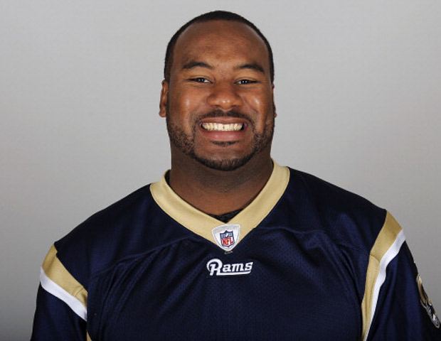 """JASON SMITH   Smith was also in the 2009 draft and at the No. 2 pick, was given a $61 million contract with $33 million guaranteed. A tackle for the St. Louis Rams, Smith, also known as """"Smooth,"""" won All-American honors in 2008 while a student at Baylor University."""