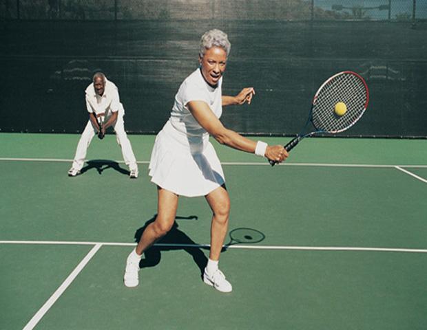 BE Golf & Tennis Challenge: Let's Talk Tennis