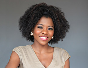 Patrice J. Williams, founder of Looking Fly On a Dime (Image: Danielle Gray)