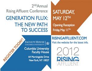 Rising Affluent 2012 – Discount!
