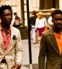 Joshua Kissi and Travis Gumbs, founders of Street Etiquette