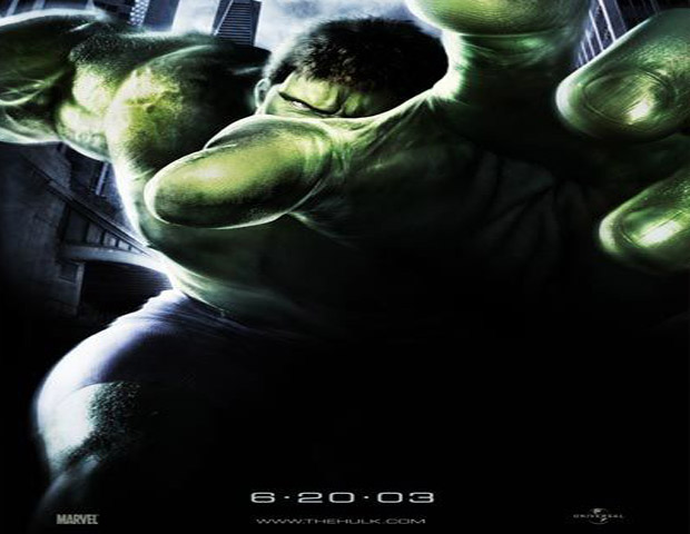 THE HULK (2003) 