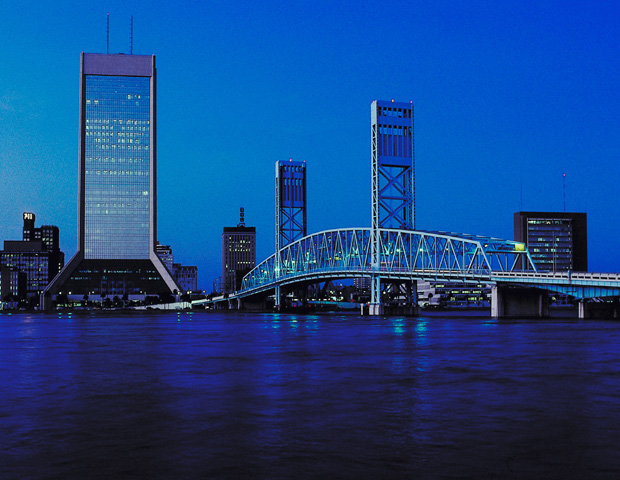 3. Jacksonville, Florida