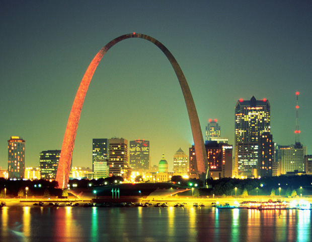 1. St. Louis