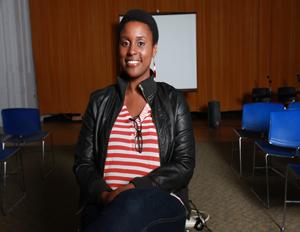"""Awkward Black Girl"" creator Issa Rae"