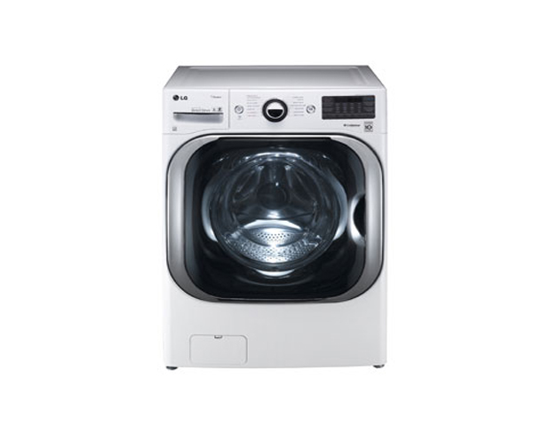 LG TurboWash Front-Load Washer with Steam Technology, $1,399.99 For the Tidy-and-Timely Mom: With a 5.1 cu ft. mega capacity, this device can fit and clean a king-sized comforter and full set of king bedding in a single load. TurboWash technology shaves off 20 minutes of wash time per load.  The TurboWash also includes steam technology, which aids in removing allergens, dirt, odors and wrinkles. This is the dream household washer that will save mom time, and money in energy usage.