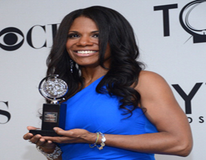 "Audra McDonald won best performance by a leading actress in a musical for ""The Gershwins' Porgy and Bess"" at the 2012 Tony Awards (Image: Getty Images)"