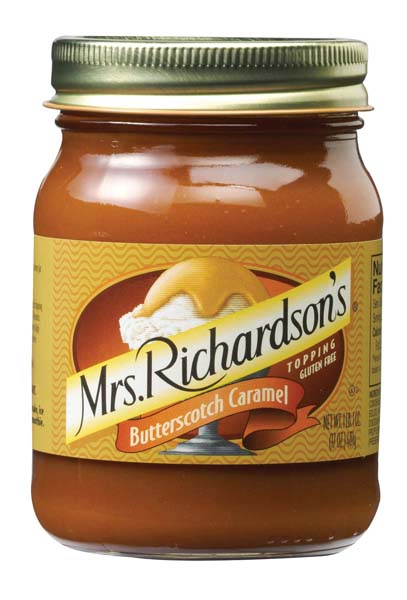 Mrs. Richardson's Toppings