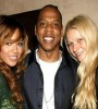 Gwyneth Paltrow, seen with Beyonce and Jay-Z is at the center of an N-word Twitter controversy. (Photo: File)