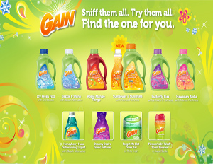 Comedian Wanda Sykes is Gain's new spokeswoman and digital host of the Gain Scent Matchmaker Studio (Image: File)