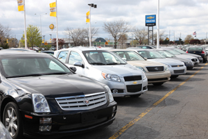 Perkins' Detroit GM dealership