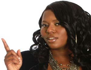 Cool Jobs: Author and Entrepreneur Tionna Smalls' Tell-It-Like-It-Is Approach Wins Audiences