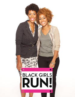 Black Girls Run! founders Toni Carey and Ashley Hicks launched the runners network in 2009 (Image: Black Girls Run)