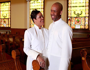 Careers in Faith and Religion: Couple Took College Leadership to Church Pastorship