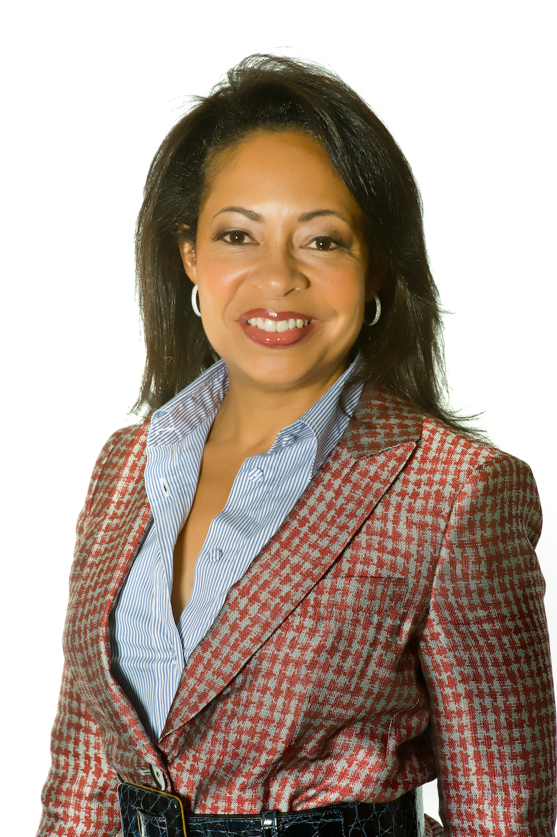 McKissack & McKissack President and CEO Deryl McKissack (Image: Courtesy of Subject)