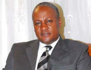 Ghana VP Sworn In Hours After President's Death
