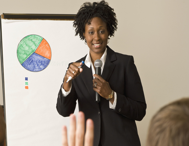 Present Like a Pro: 3 Tips for Mastering Professional Presentations
