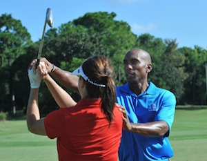 Golf Professional Rodney Green Shares Passion for Game and the Business of It All