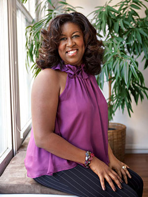 Saideh Browne, founder of the Browne Center for Success and Wellness (Image: Courtesy of Subject)