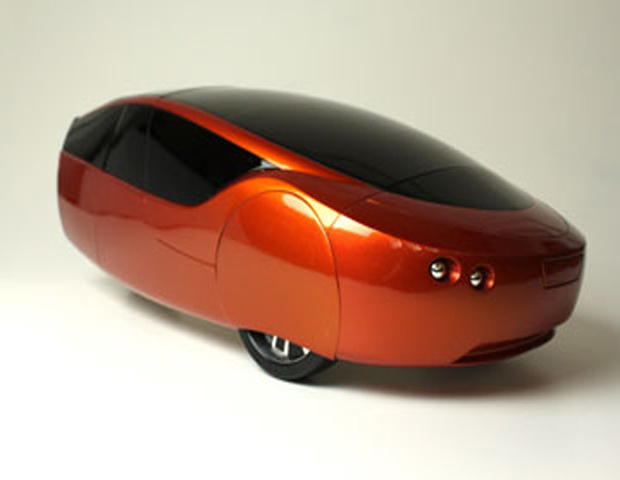 The World's First 3-D Printed Car Hits the Road   Using eight times less power than the average vehicle, Urbee, the world's first 3-D printed car, is helping to transform the automotive industry.  The two-passenger hybrid vehicle was created based on the design principles found in aerodynamics and electric power. Kor Ecologic, the company that designed the Urbee, claims that the car can deliver more than 200 miles per gallon on the highway and 100 mph in the city.